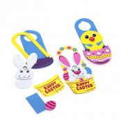 Foam Easter Door Hangers