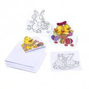 Easter Pop-Up Cards - 4 Pack