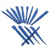 Plastic Tools (Set Of 14)