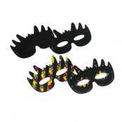 Scratch Art Mask - 8 Pack