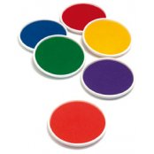 Set Of 6 Jumbo Paint Pads