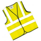 High Visibility Waistcoat (medium)
