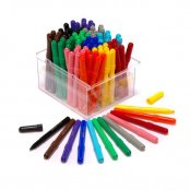 Giotto Turbo Maxi Broad Tip Pens - Classpack of 108