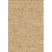 Decopatch Paper 558 - Half Sheet - Brown and Gold Mottled