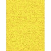 Decopatch Paper 297 - Half Sheet - Yellow Cracked