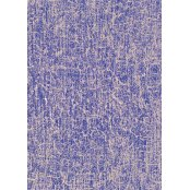 Decopatch Paper 477 - Half Sheet - Blue Cracked