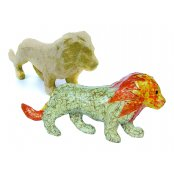 Decopatch Paper Mache Extra Small Lion - AP586