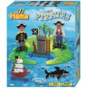 Hama Beads Set - Pirate
