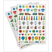 Fathers Day Paper Stickers - (approx 350 stickers)