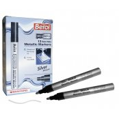 Berol Meltdown Silver Pen