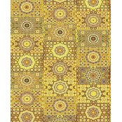Decopatch Paper 640 - Half Sheet -  Oriental Yellow