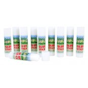 Crafty Crocodiles 9g Mini Glue Stick - 24 PACK