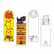 Mothers Day Bookmarks - 4 Pack