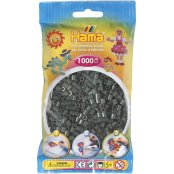 Hama Beads Solid Colours 1000 Pack - 28 Dark Green