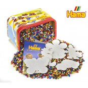 10,000 Hama Beads With 5 Pegboards