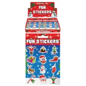 Fun Christmas Stickers