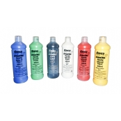 Ready Mixed Washable Paint Value Pack - 12 x 600ml