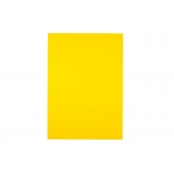 A4 Sunshine Yellow 200gsm Coloured Card - Pack of 10 Sheets