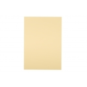 A4 Warm Vanilla 200gsm Coloured Card - Pack of 10