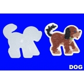Large Hama Pegboards - Dog