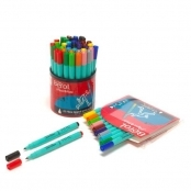 Berol Colourfine Pens - 12 Pack