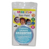 Snazaroo Face and Body Paints - Turquoise - 18ml
