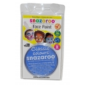 Snazaroo Face and Body Paints - Blue - 18ml