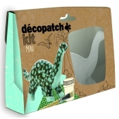 Decopatch Dinosaur Mini Kit - KIT0110