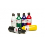 Fabric Paint - 300ml 6 Pack