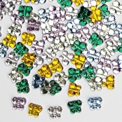 Butterfly Jewels - 18 Pack