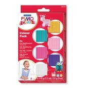 Fimo Kids Glitter Polymer Clay Colour Pack