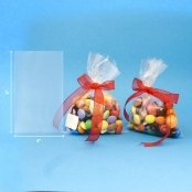 Cellophane Sweet Bags - 4 X 6 Inches 100 Pack