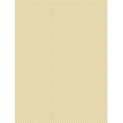 Decopatch Paper 780 Texture - Half Sheet - Gold Zig Zag