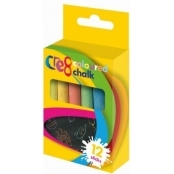 12 Pack Coloured Chalks