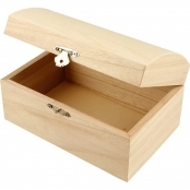Treasure Chest - Large (16.5 x 11 x 8.5cm)