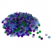Translucent Pony Beads 500 Pack
