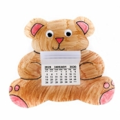 Teddy Bear Calendars (pack Of 10)