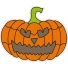 Sand Art Pumpkin Kit - 1 Kit