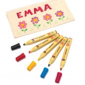 Marabu Fabric Pen Yellow