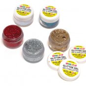 Snazaroo Red Glitter Face Painting Cream