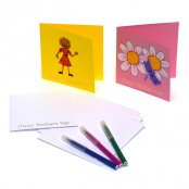 Mothers' Day Foiled Cards