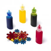 Suncatchers Paint Set - Pack of 4 Bright Colours