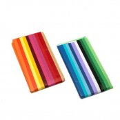 Tissue Paper Warm Colours - Pack of 20 Sheets