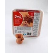 DAS Air Hardening Clay Class Pack - Terracotta (4 x 500g)