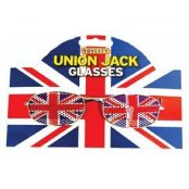 Union Jack Party Glasses