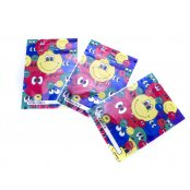 Smiley Face Party Bags - 6 Pack