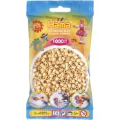 Hama Beads Solid Colours 1000 Pack - 27 Beige