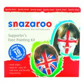 Snazaroo Face Paint (Red, White & Blue)