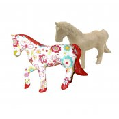 Paper Mache Extra Small Horse