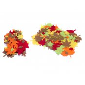 Felt Leaves - Pack of 100